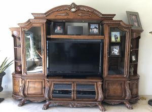 Entertainment Center/Wall Unit for Sale in Poway, CA