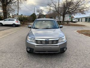 2009 Subaru Forester for Sale in Raleigh, NC