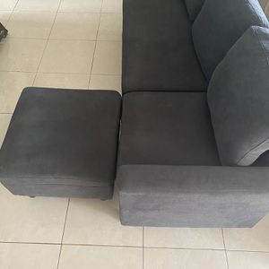 Blue 3 Seater Sofa for Sale in Santa Ana, CA