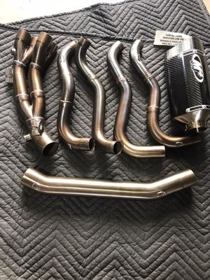 2017-2020 gsxr 1000 M4 full exhaust stainless steel for Sale in Modesto, CA