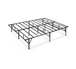 QUEEN SIZE Zinus Dawn 14 Inch Easy To Assemble SmartBase Mattress Foundation / Platform Bed Frame for Sale in Hammond, IN