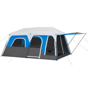 10-Person Instant Cabin Tent with LED Lights for Sale in Manassas, VA