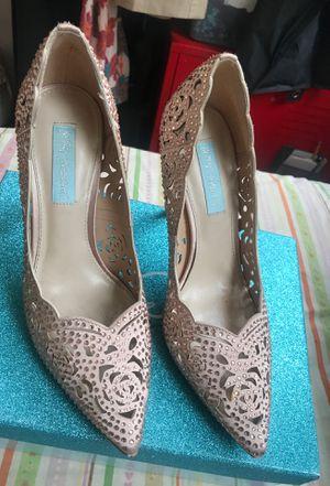 Betsy Johnson high heels for Sale in Philadelphia, PA