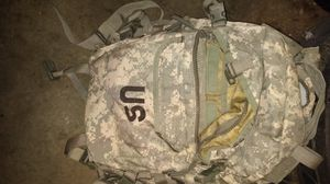 Military hiking backpack for Sale in Fresno, CA