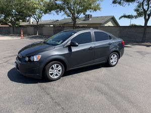 2016 Chevy Sonic LT for Sale in Stockton, CA