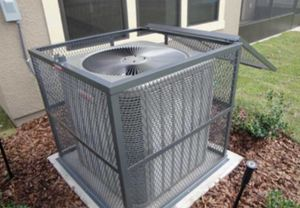 AC condenser security cages for Sale in Houston, TX