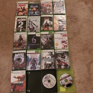 19 xbox 360 games for Sale in Winter Haven, FL