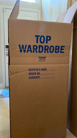 Moving Boxes for Sale in Chandler, AZ