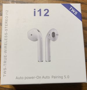 i12 TWS Air Pods for Sale in Shamokin, PA