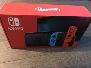 Nintendo Switch for Sale in Reston, VA