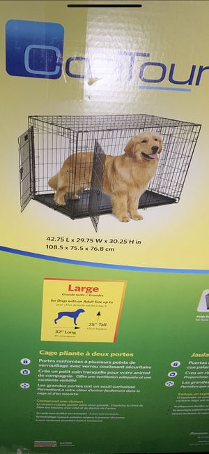 New kennel in box for Sale in Portland, OR