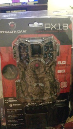 Stealth Cam px18 for Sale in Issaquah, WA