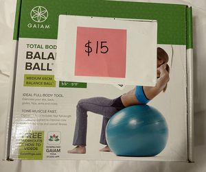 Galam Balance Ball for Sale in Los Angeles, CA
