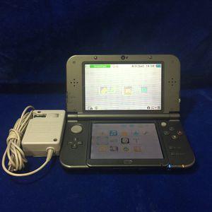 Nintendo New Nintendo 3DS XL Black | No Stylus (Model: RED-001) for Sale in Marietta, GA