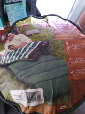 ** ozark sleeping bag ** for Sale in French Camp, CA