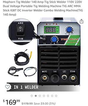 Brand new stick/tig welder for Sale in Denver, CO