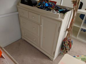 Pottery Barn Madison Changing Table for Sale in Santa Monica, CA