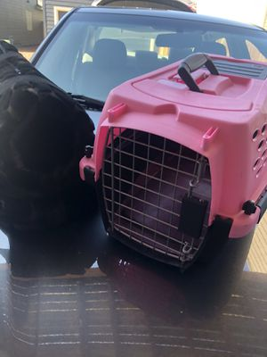 Small dog Kennel and Small soft dog carrier! for Sale in Portland, OR