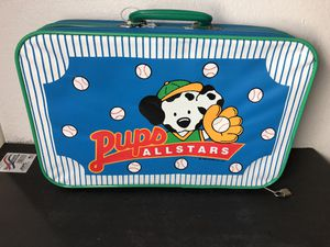 Kids suitcase all star hello kitty Sanrio new unused vintage for Sale in Fresno, CA