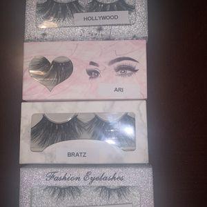 Mink eyelashes for Sale in Monroe Township, NJ