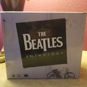 The BEATLES ANTHOLOGY VHS Box for Sale in Denver, CO