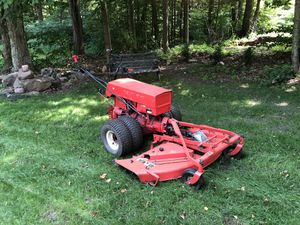 Gravely 12hp runs perfect If you can read this ad it's still available for Sale in Glastonbury, CT