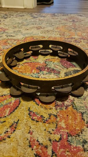 Old Wood Tambourine NEAT for Sale in Norfolk, VA
