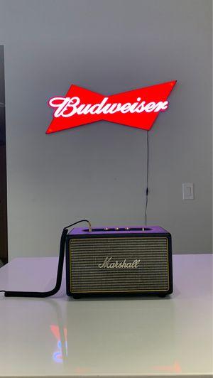 Marshall Bluetooth Action Speaker for Sale in Tucson, AZ