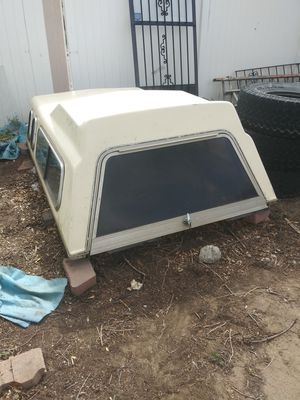 Camper shell (7ft 5in × 5ft) for Sale in Pueblo, CO