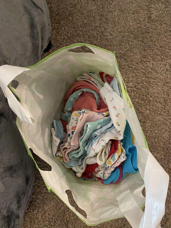Huge Girl 3month Clothing Bundle