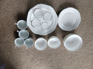 Bone China Antique White Dinner Set for Sale in Lake Mary, FL