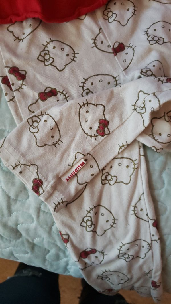 Hello Kitty outfit size 2t