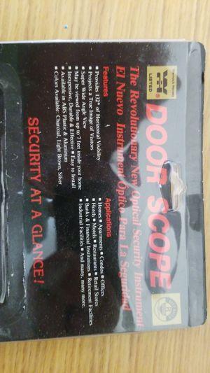 Door Scope for Sale in Monroe, WA