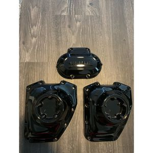 Harley Davidson Twin cam Covers \ Trans cover for Sale in Menifee, CA