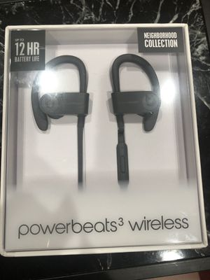 PowerBeats 3 by Dr.Dre for Sale in Freeport, NY