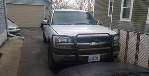 2000 Chevy Silverado for Sale in MONTGMRY, IL