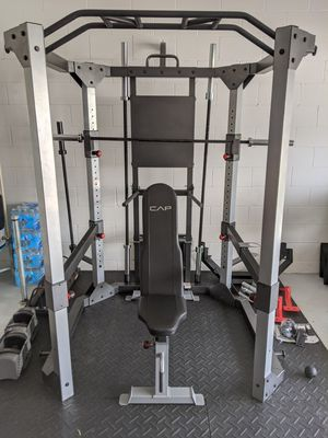 BRAND NEW CAP Deluxe Bench-- ONLY BENCH for Sale in Orlando, FL