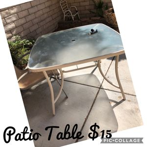 Patio table for Sale in Las Vegas, NV