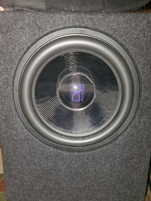 "DC Audio Level 6 18"" [with enclosure] for Sale in Berwyn, IL"