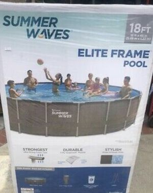 Swimming Pool 18ft x 48in for Sale in Hesperia, CA