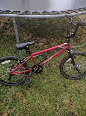 red mongoose BMX bike for Sale in Columbus, OH