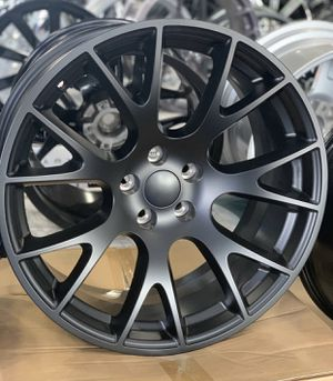 """20"""" HELLCAT Wheels & Tires Package 20x9 or 20x11 <<<Rims & Tires Only $1299>>> for Sale in La Habra, CA"""