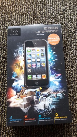 Life proof iPhone 5 case for Sale in Fullerton, CA