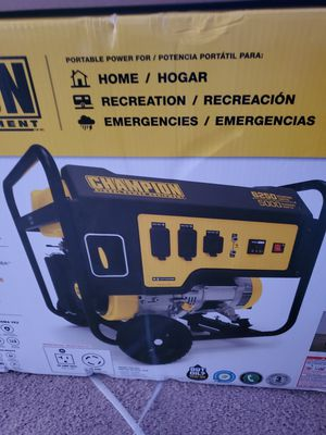 Brand New Generator!!! for Sale in Spring Hill, FL