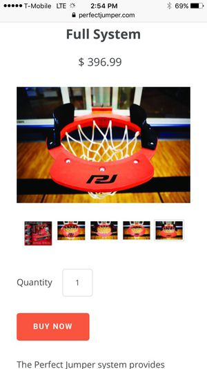 Basketball trainer hoops for Sale in Willowbrook, IL