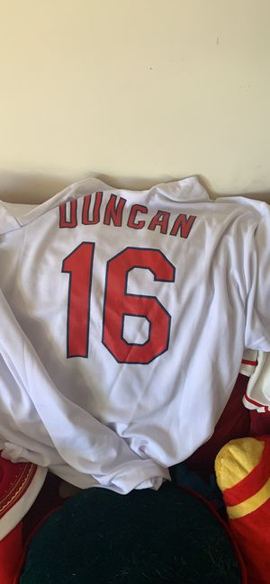 STL Cardinals Chris. Duncan's Jersey for Sale in Washington, MO