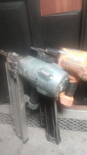 Hitachi nail gun for Sale in San Bernardino, CA