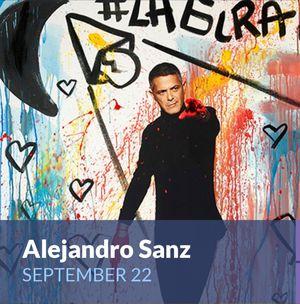 ALEJANDRO SANZ for Sale in Houston, TX