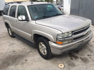 Parting out 2006 Chevy Tahoe 2wd , OEM GM parts GMC Yukon, avalanche, Suburban, denali, etc. for Sale in Fort Lauderdale, FL