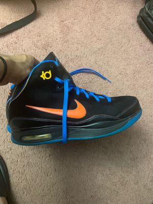 Nike Blue Chips Supreme KD Durant size 10.5 for Sale in NO POTOMAC, MD
